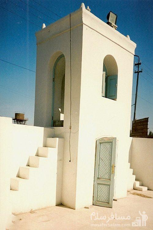 آبادان - مسجد رنگونی ها