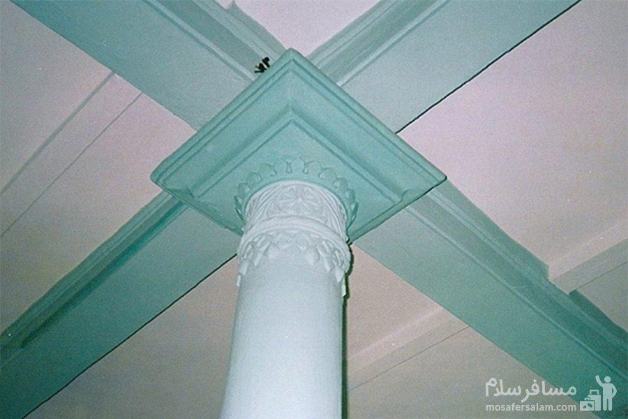 ستون مسجد رنگونی ها