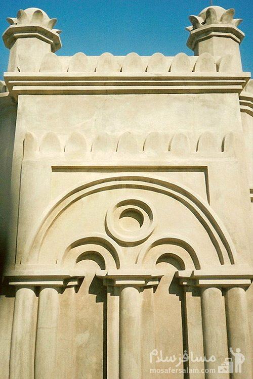بنا تاریخی - مسجد رنگونی ها