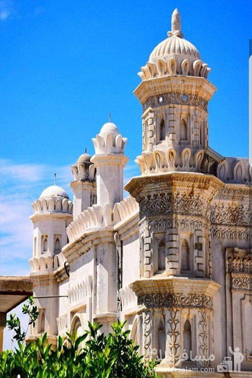 مسجد رنگونی های آبادان - معماری هندی