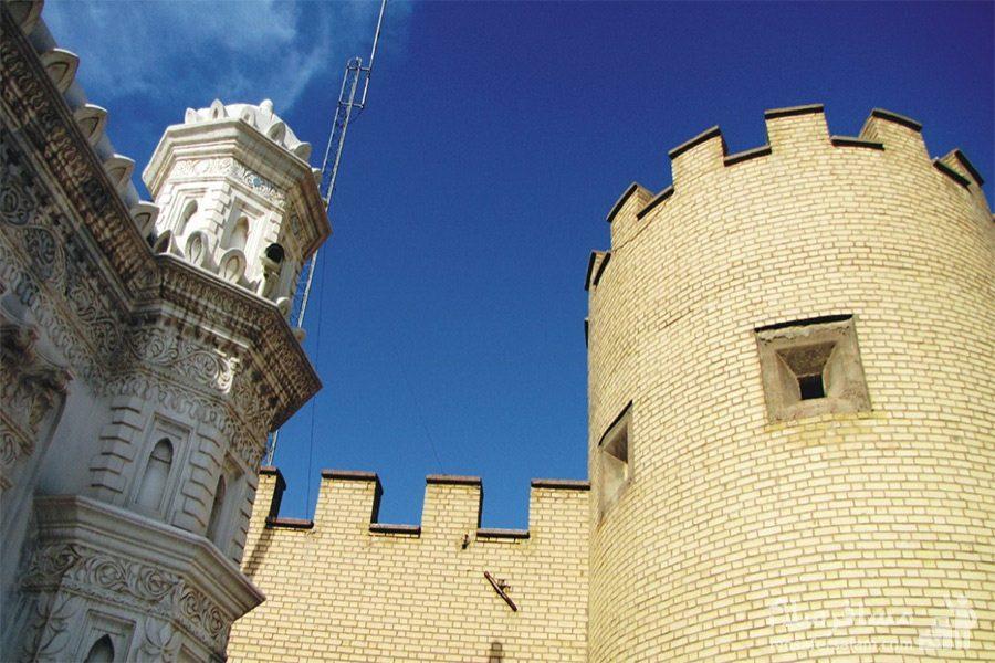 مسجد رنگونی ها - زیباترین مسجد جنوب