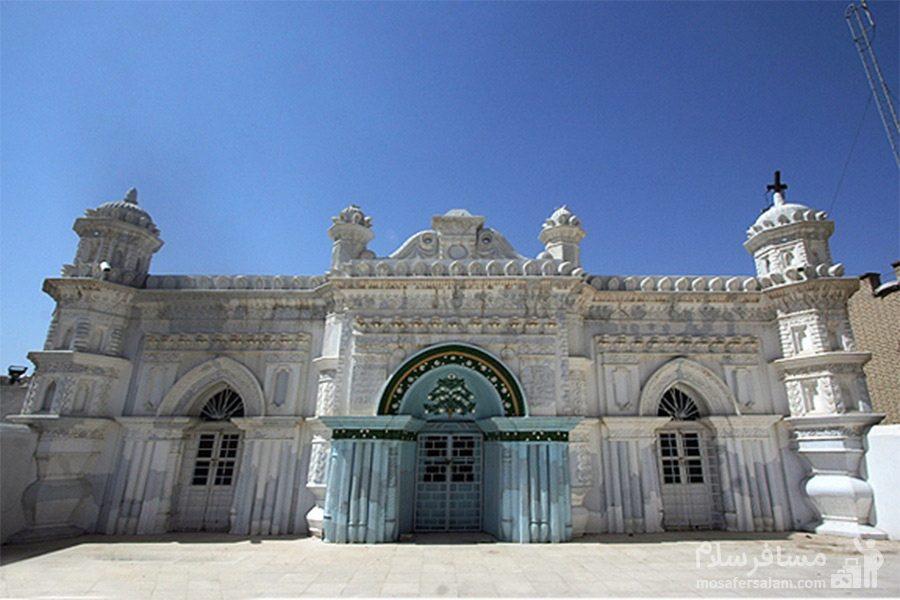 مسجد رنگونی های آبادان جنوب ایران