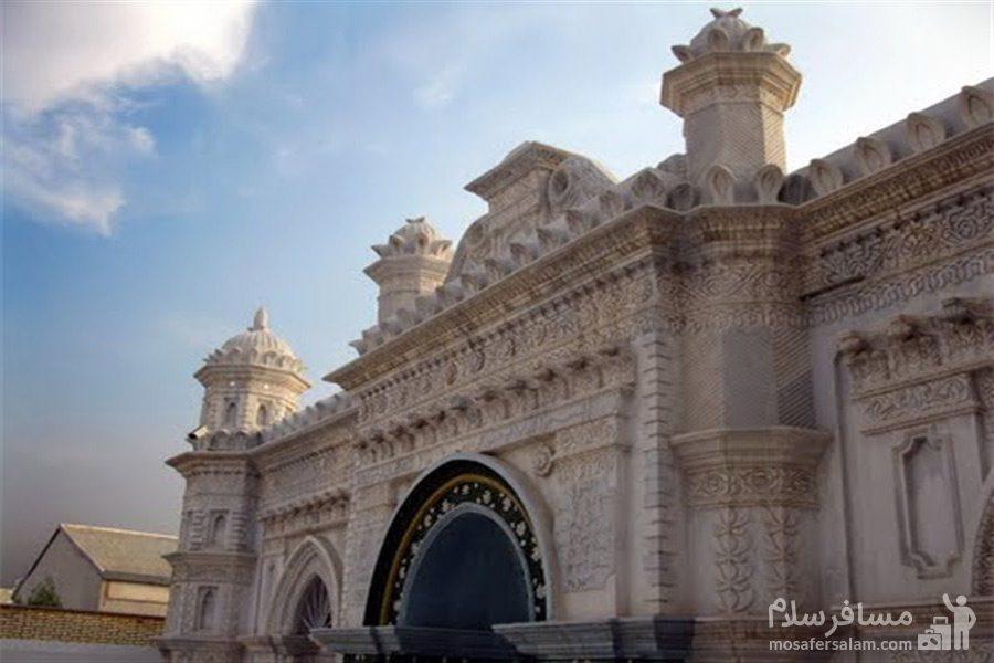 مسجد رنگونی ها - بنای تاریخی - آبادان
