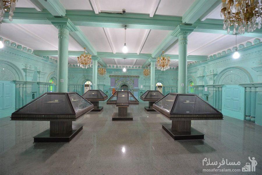 مسجد رنگونی ها - آبادان - ایران