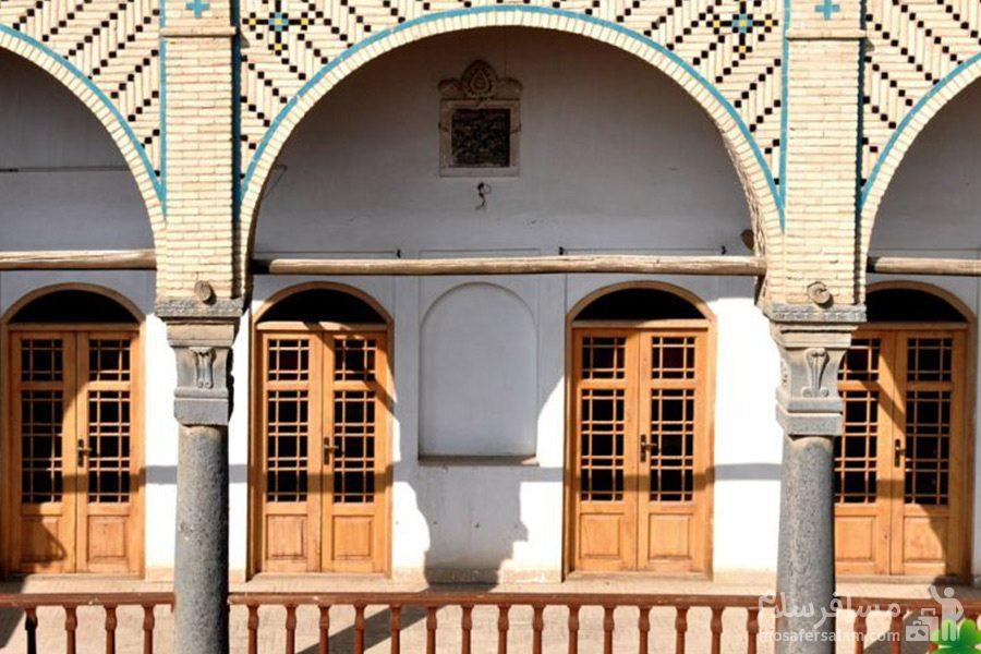 مجموعه تاریخی بازار اراک
