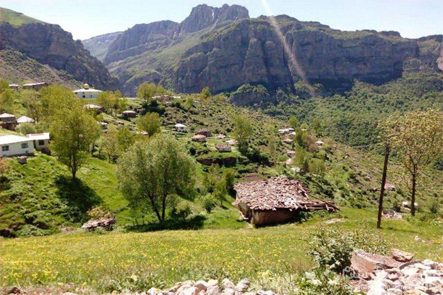 روستای هریجان