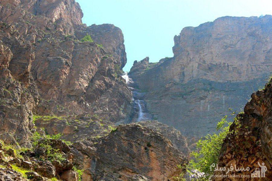 آبشار هریجان