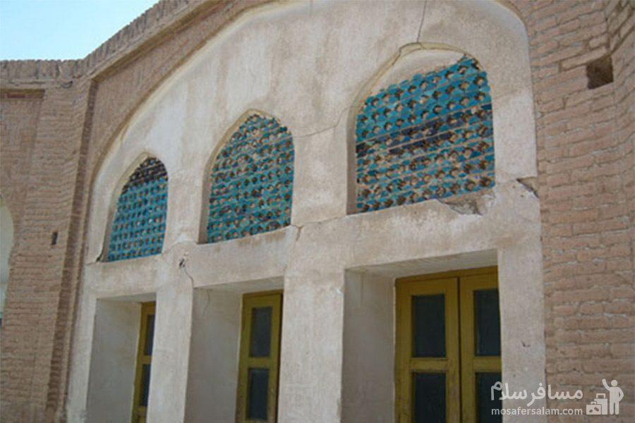 غرفه های مدرسه موسویه