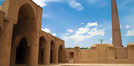 مسجد تاریخی تاریخانه دامغان