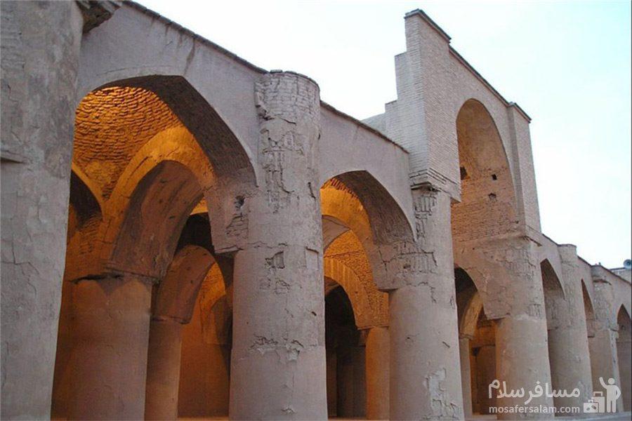 ایوان مسجد تاریخانه