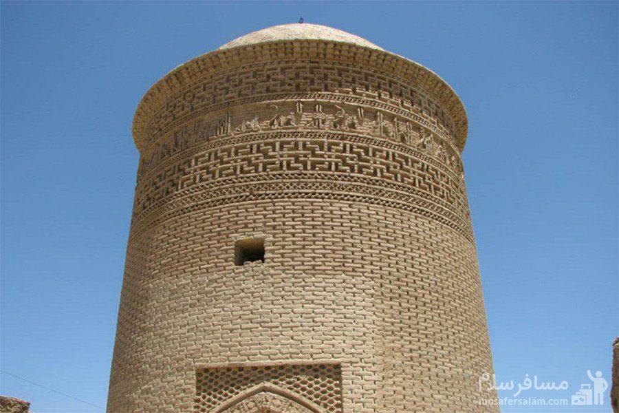 گنبد برج پیر علمدار