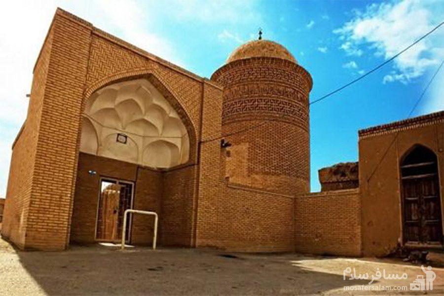 برج تاریخی پیر علمدار