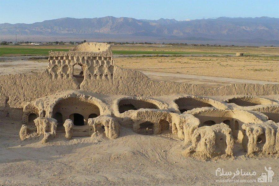 تپه حصار-دامغان