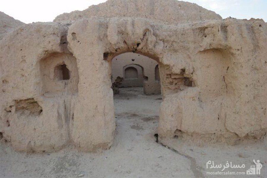 تپه حصار-با قدمت ترین تپه تاریخی