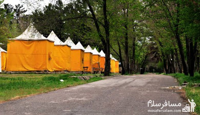 کمپ غدیر مشهد