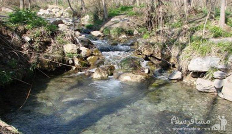 رودخانه قزلق