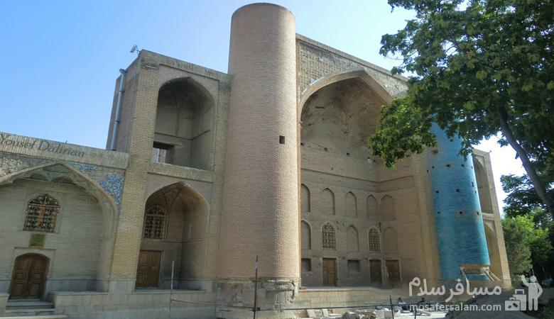 بقعه ی شیخ شهابالدین محمود اهری