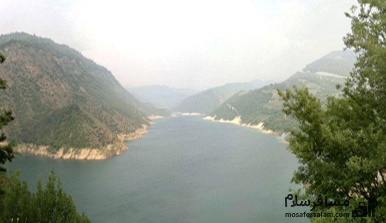 کشف رود | رودخانه های مشهد