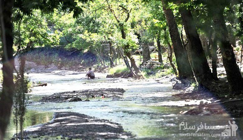 رودخانه مغان