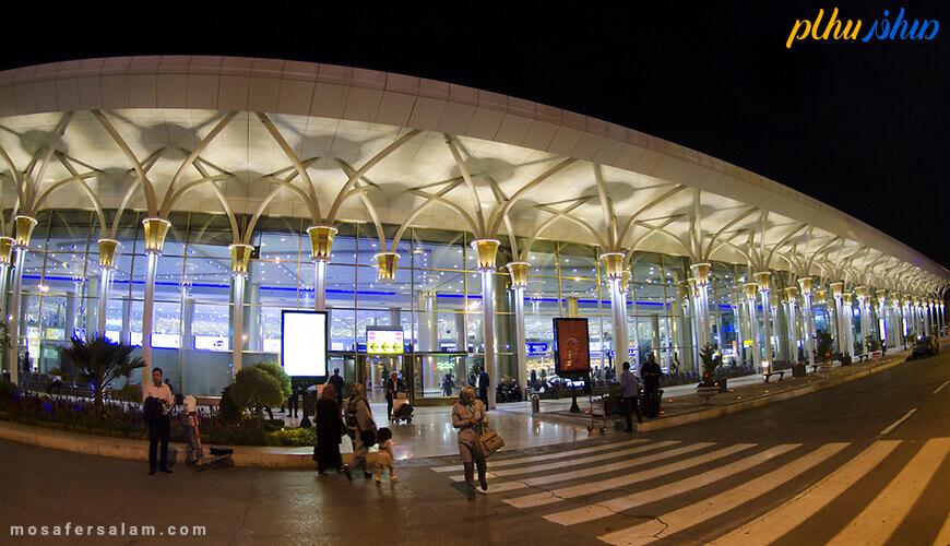فرودگاه شهید هاشمی نژاد مشهد