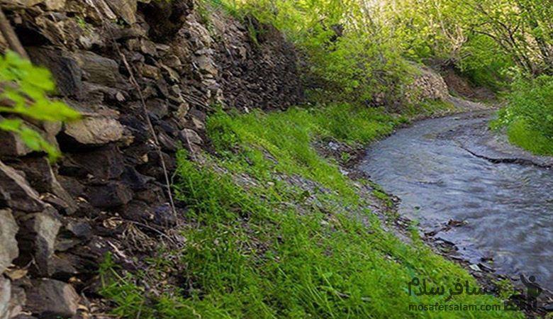 رودخانه گلستان