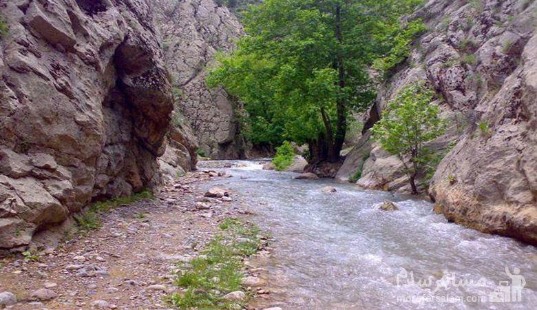 رودخانه های مشهد | رودخانه تبادکان