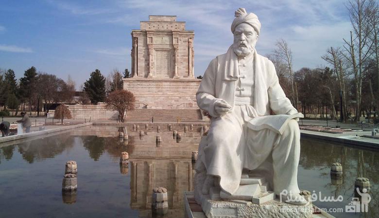 مقبره فردوسی در توس