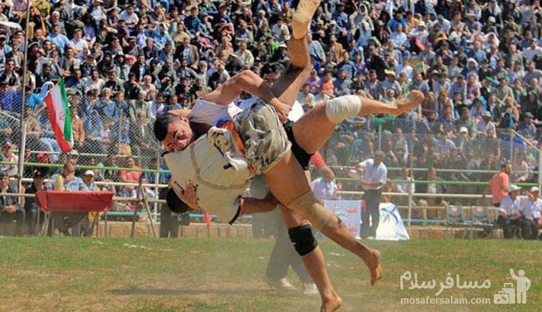 ورزش در مشهد