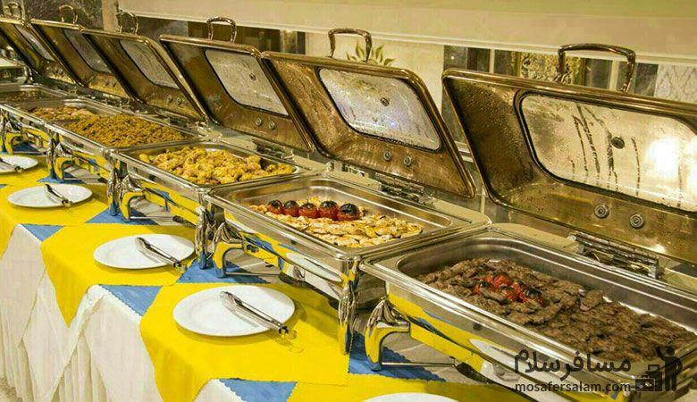 رستوران لوکس در مشهد
