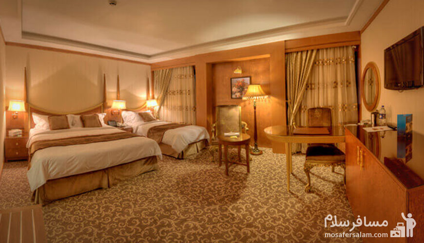 اتاق امپریال هتل درویشی