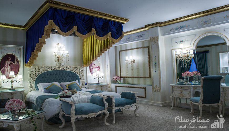 نظرات درباره هتل بین المللی قصر