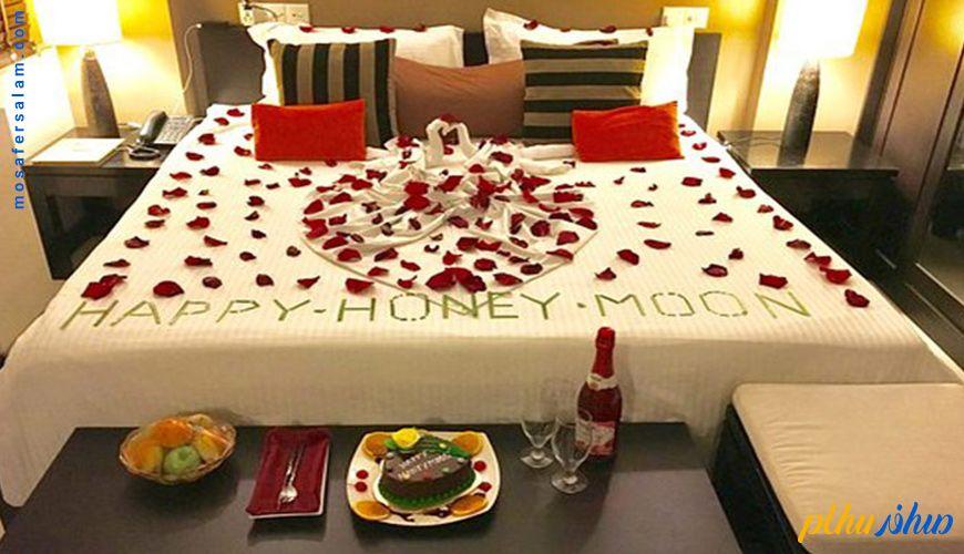 بهترین هتل ها برای ماه عسل