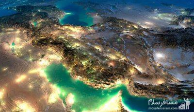 ایران، مرز پرگهر