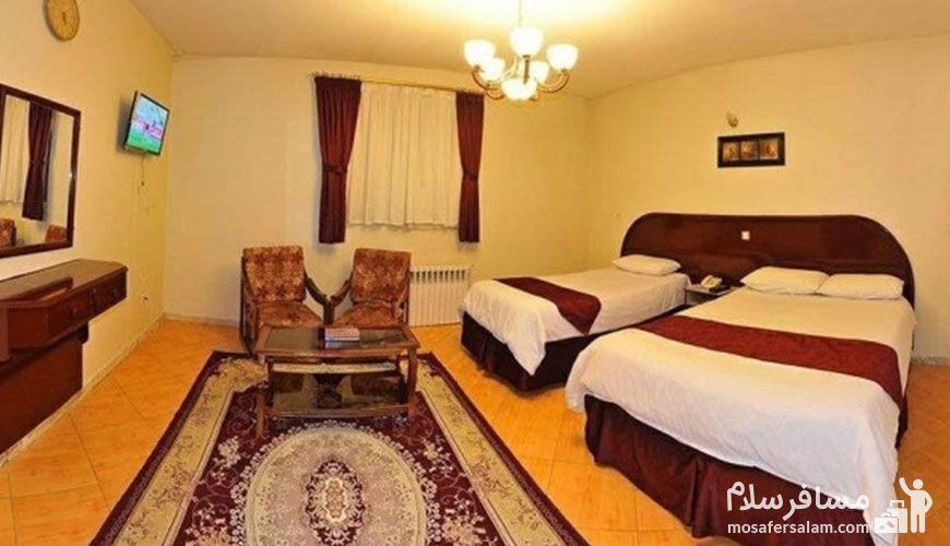 هتل دو ستاره خورشید مشهد