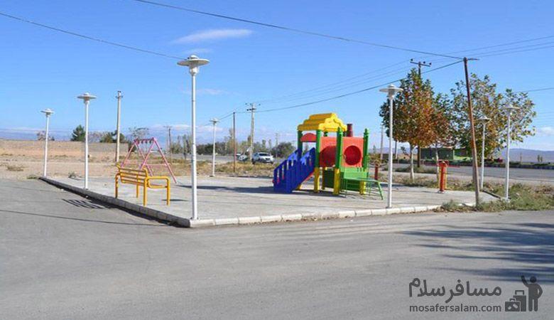 پارک شهر رضویه مشهد