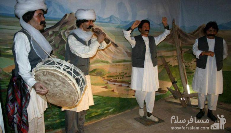 رقص محلی خراسان
