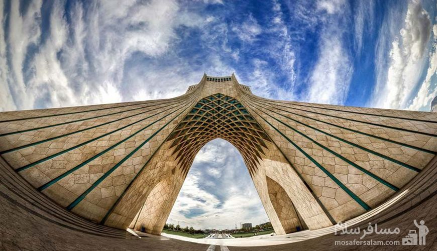تهران, گروه گردشگری مسافر سلام