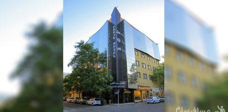 هتل فجر مشهد نما