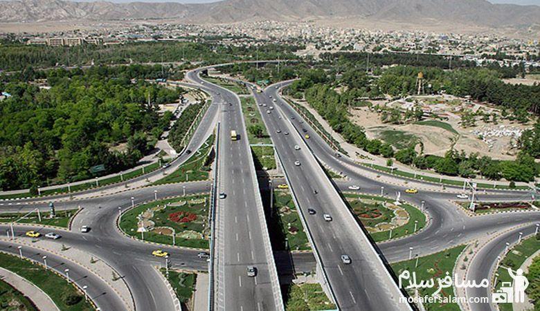 بزرگراه غدیر مشهد