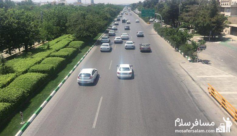 بزگراه وکیل آباد مشهد