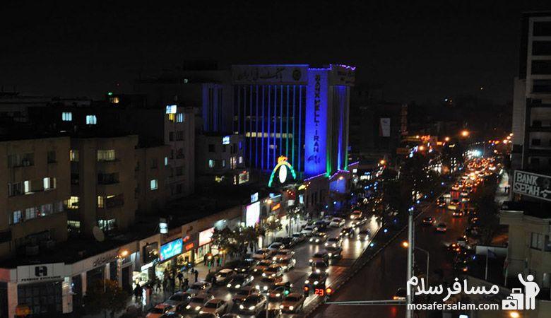 بلوار سجاد مشهد