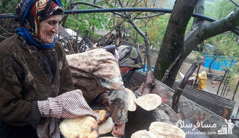 کماج نوروز در مازندران