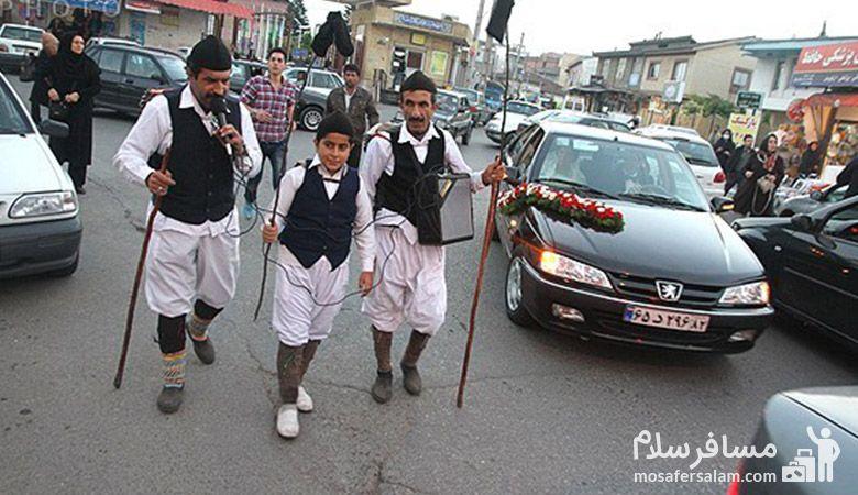 مراسم لال در مازندران