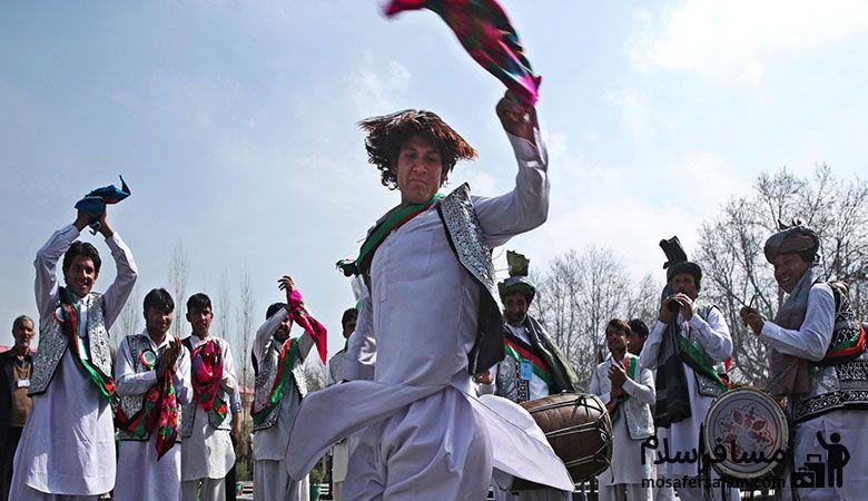 نوروز در افغانستان