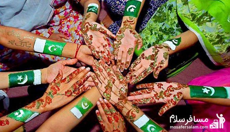 نوروز در پاکستان