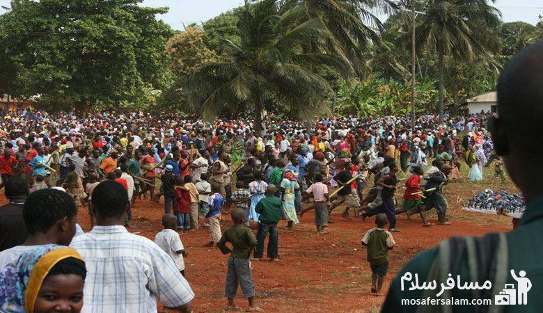 نوروز در تانزانیا