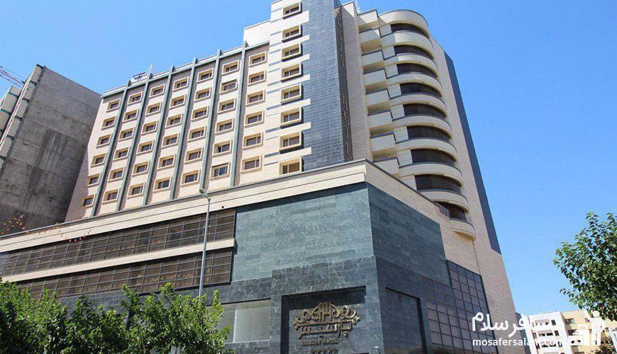 امکانات هتل پارسیس مشهد