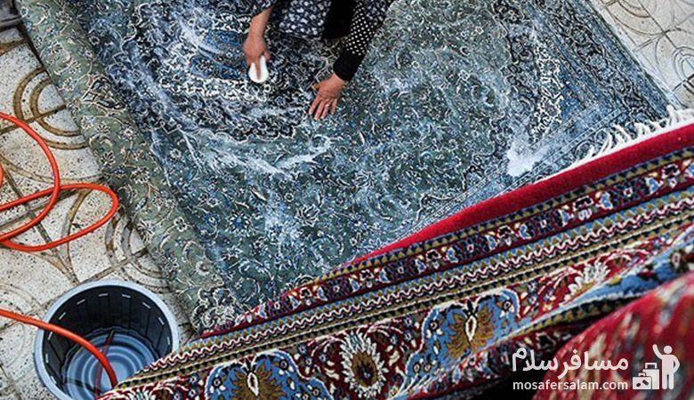 خانه تکانی در شیراز