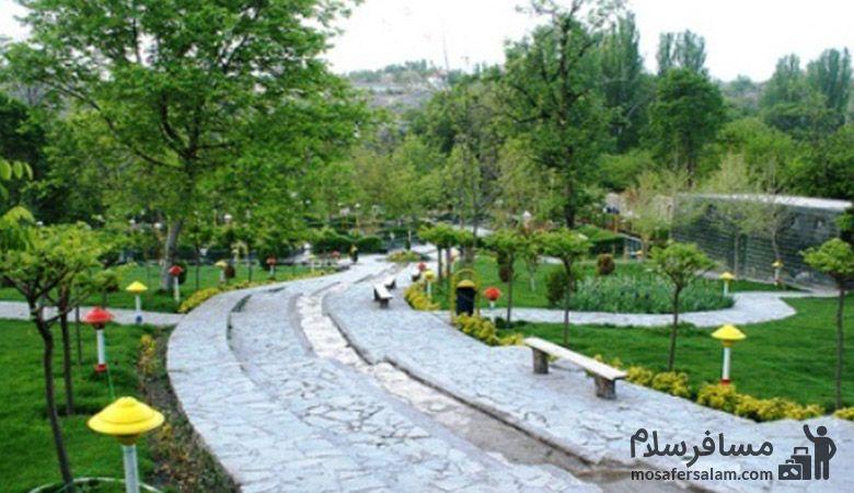 بوستان میرزا کوچک خان