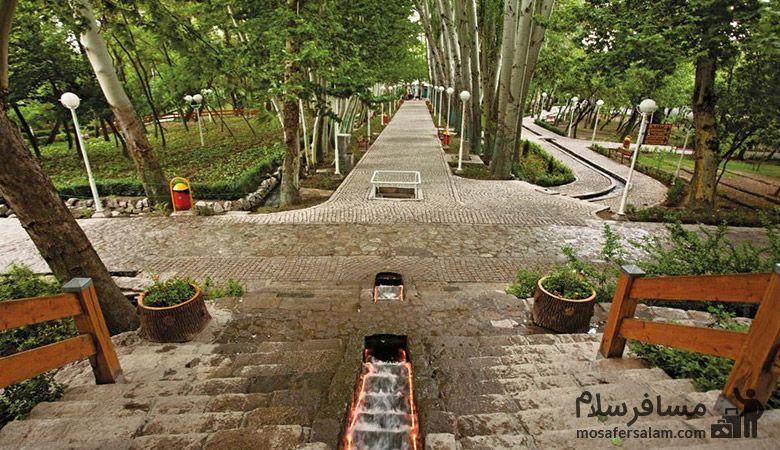بوستان وکیل آباد مشهد